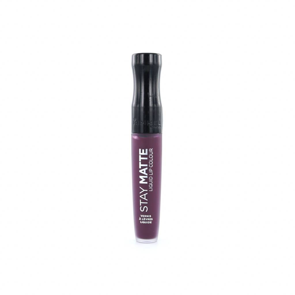 Rimmel Stay Matte Liquid Lip Colour - 800 Midnight