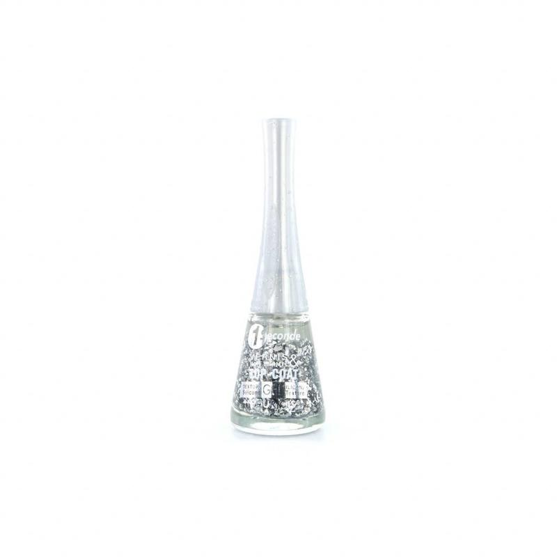 Bourjois 1 Seconde Nagellack Topcoat - 45 Glitterizer