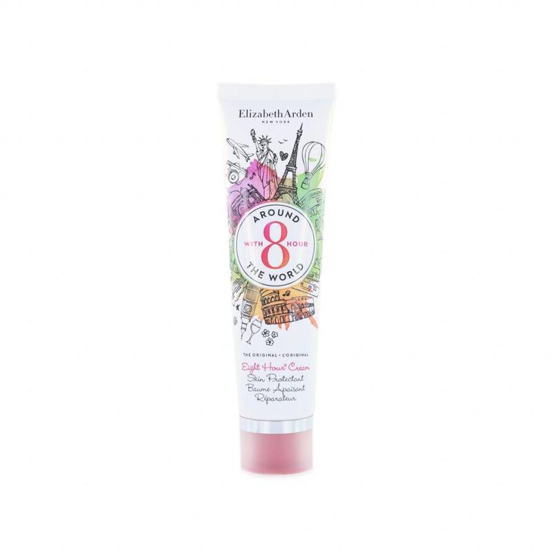 Elizabeth Arden Eight Hour Cream Around The World With 8 Hour