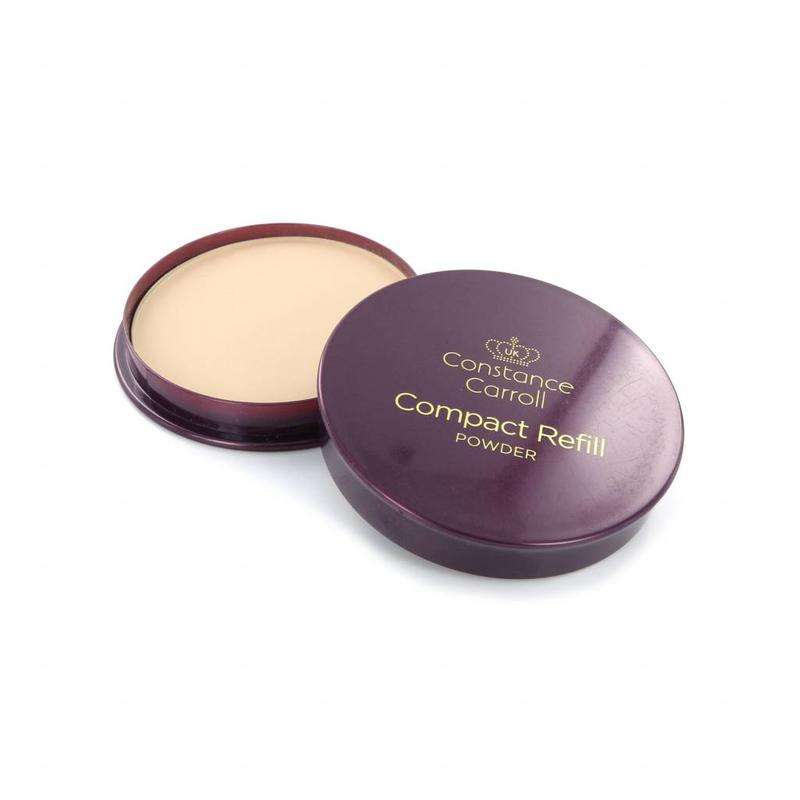 Constance Carroll Compact Refill Puder - 001 Translucent