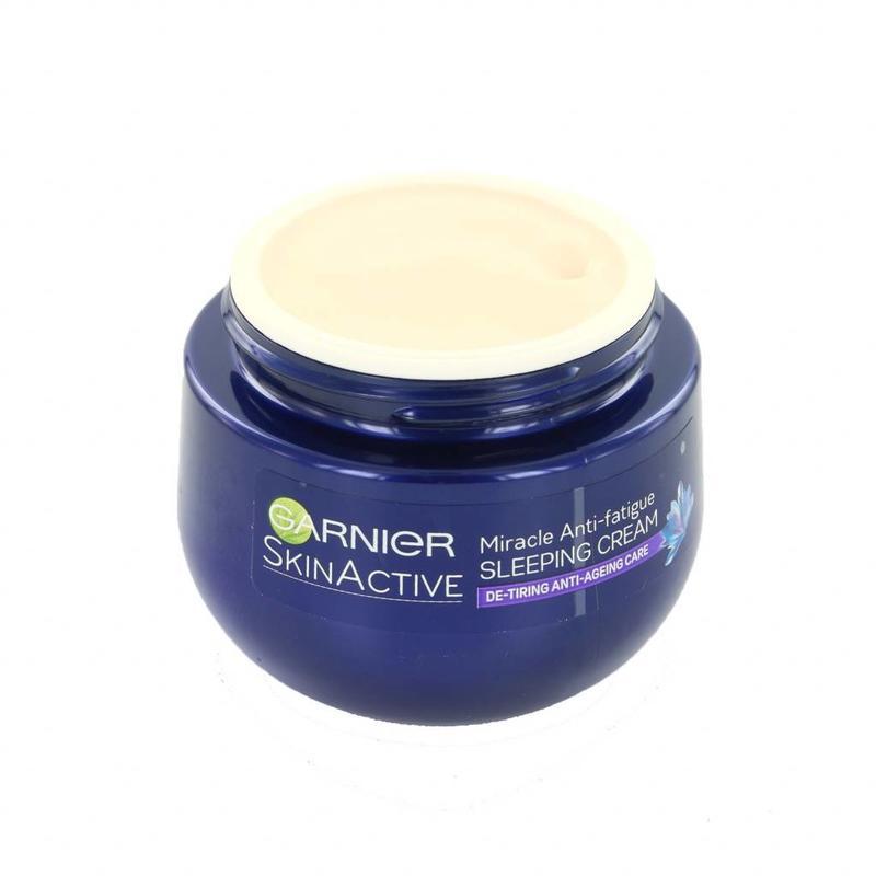 Garnier Miracle Anti-Fatigue Anti-Ageing Sleeping Cream - 50 ml