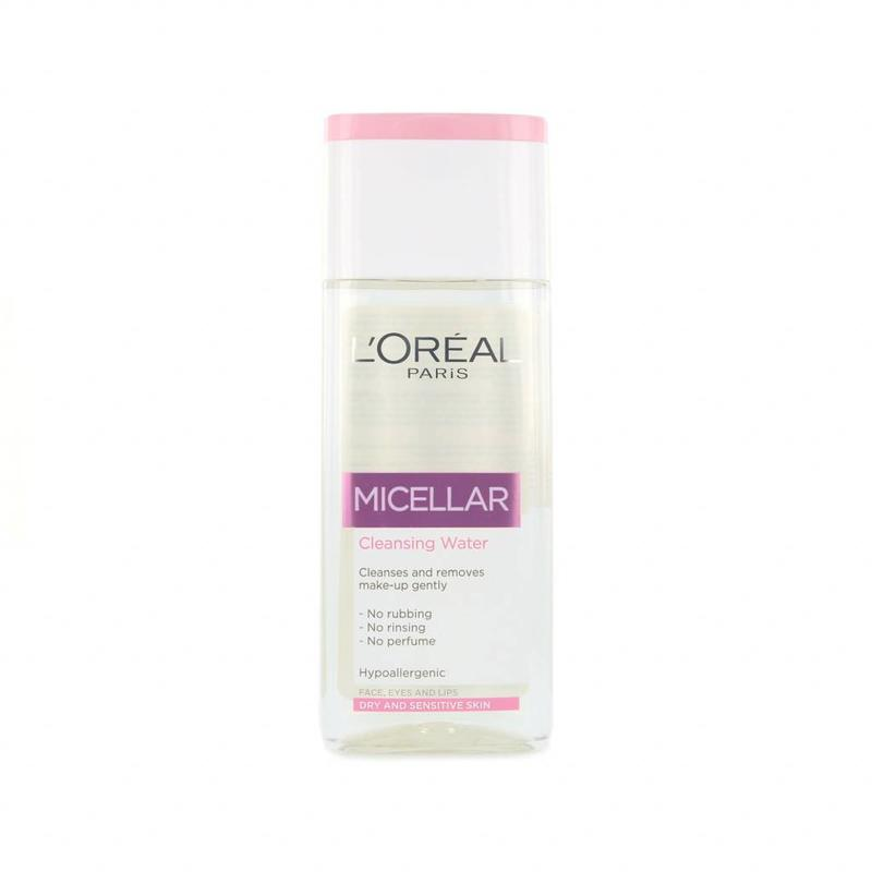 L'Oréal Micellar Cleansing Water Dry And Sensitive Skin - 200 ml