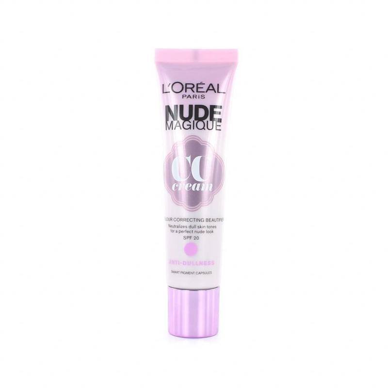 L'Oréal Nude Magique CC Cream Anti-Dulness