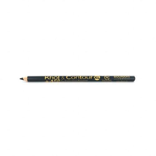 Bourjois Khol & Contour XL Oogpotlood - Ultra Black XL