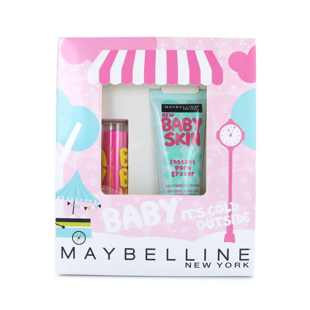 Maybelline Baby It's Cold Outside Cadeauset