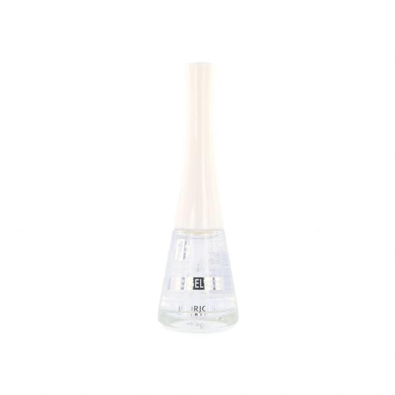 Bourjois 1 Seconde Gel Nagellack Shine Booster - 01 Transparent Glossy