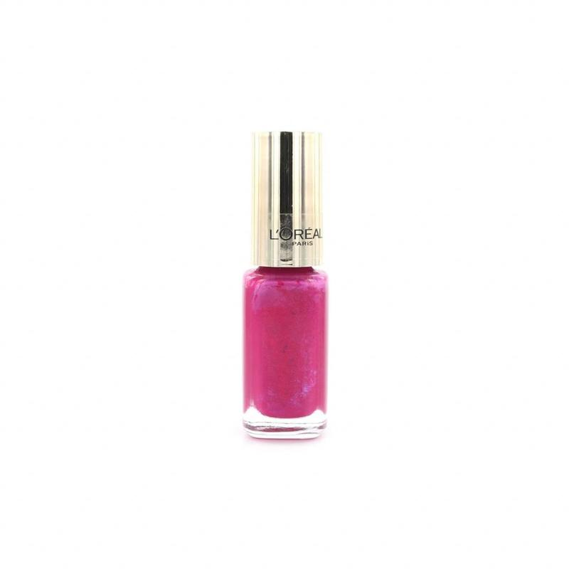 L'Oréal Color Riche Nagellak - 504 Insolent Magenta