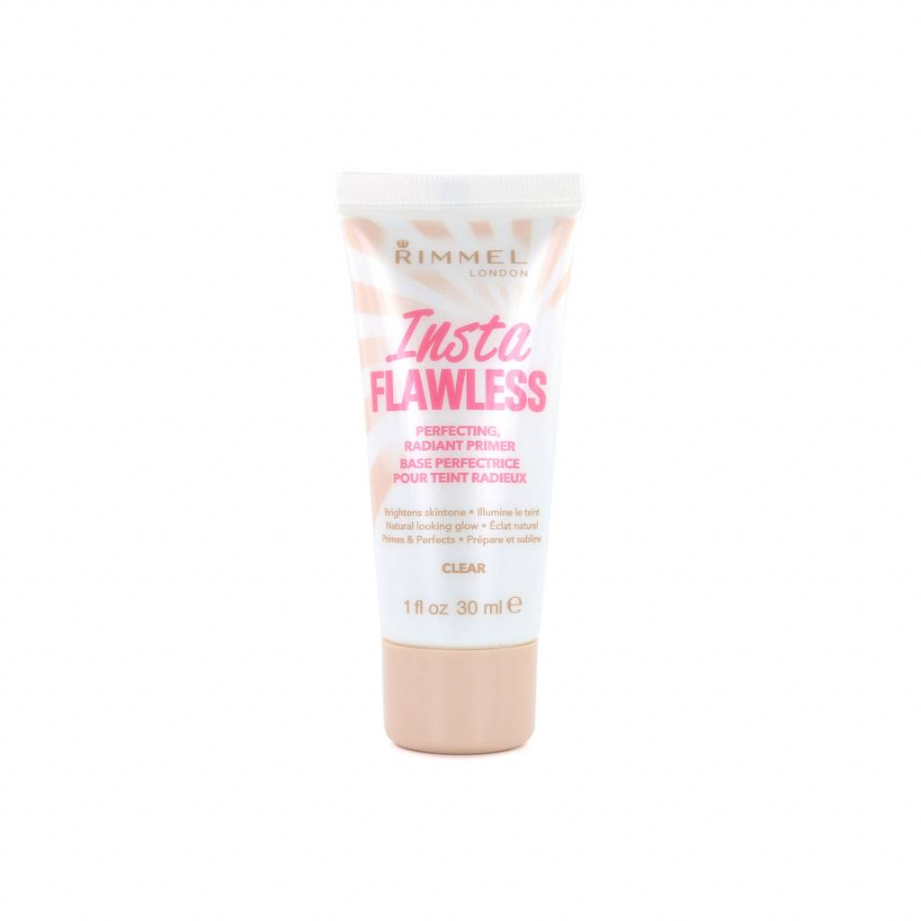 Rimmel Insta Flawless Perfecting Radiant Primer - Clear