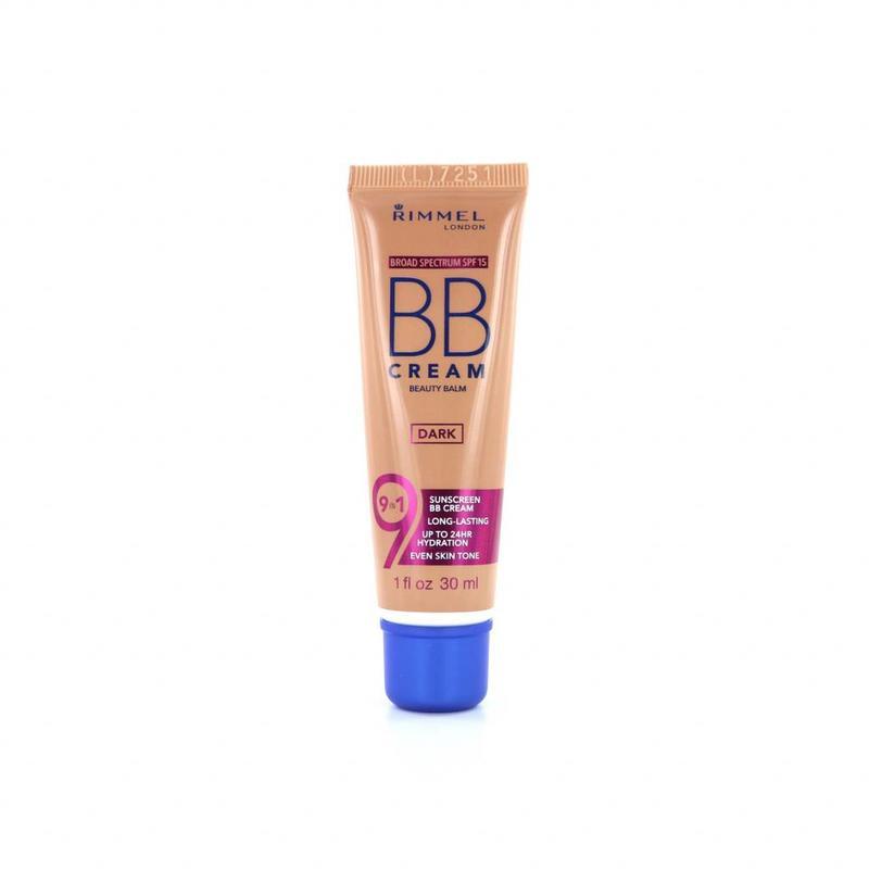 Rimmel Long Lasting BB Cream - Dark