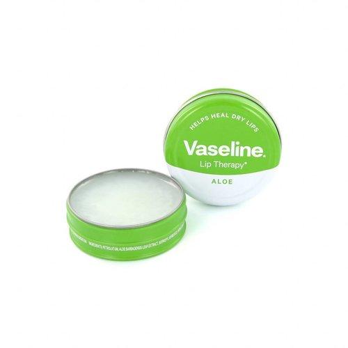 Vaseline Lip Therapy - Aloë Vera (2 Stuks)