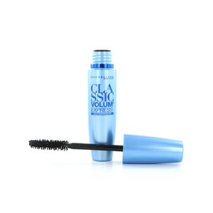 Volum'Express Classic Waterproof Mascara - Black