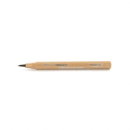 Bourjois Brow Natural Eyebrow Felt-Tip Pen Wenkbrauwpotlood - 21 Blond
