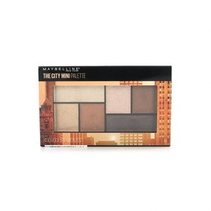 The City Mini Oogschaduw Palette - 400 Rooftop Bronzes