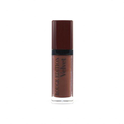 Bourjois Rouge Edition Velvet Matte Lipstick - 23 Chocolate Corset