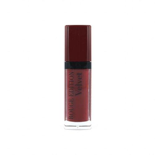 Bourjois Rouge Edition Velvet Matte Lipstick - 24 Dark Chérie