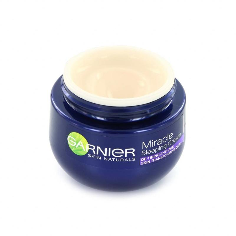 Garnier Skin Naturals The Miracle Sleeping Cream
