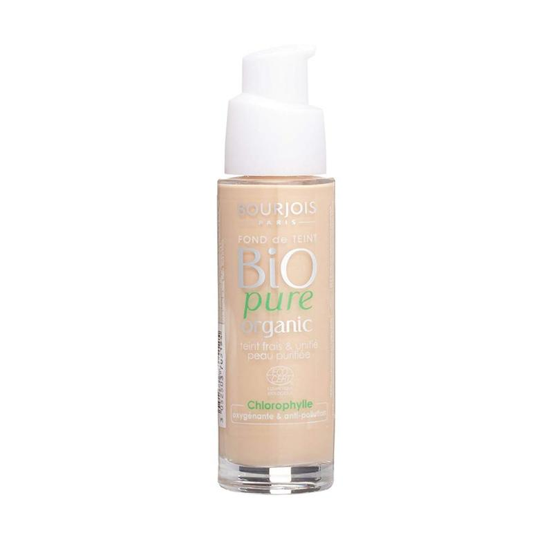 Bourjois Bio Détox Organic Foundation - 51 Light Vanilla
