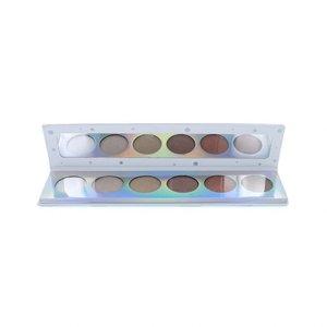 Bronze & Highlighter Palette - Celestial Glow
