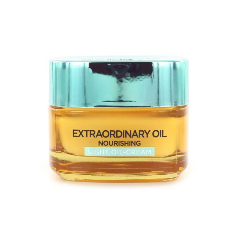 L'Oréal Extraordinary Nourishing Light Oil-Cream