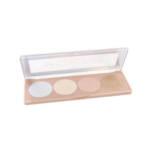 La Vie En Glow Highlighter Palette - 01 Cool Glow