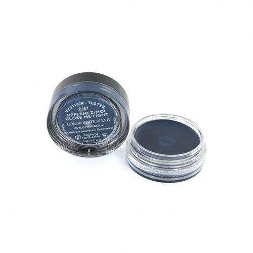 Bourjois Color Edition Full Size Tester Oogschaduw - 06 Bleu Ténébreux (2 Stuks)