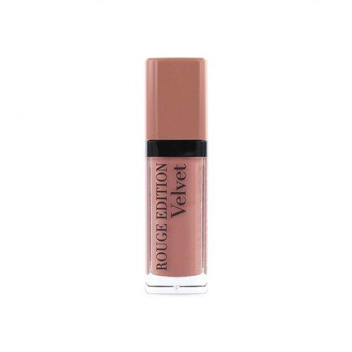 Bourjois Rouge Edition Velvet Matte Lipstick - 27 Café Olé!
