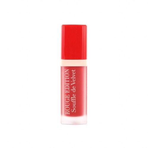 Bourjois Rouge Edition Souffle De Velvet Lipstick - 02 Coquelic'oh!
