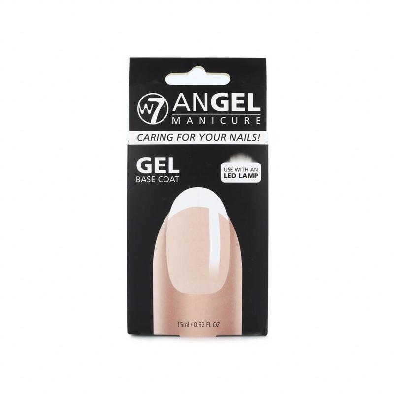W7 Angel Manicure Gel Nagellack - Basecoat