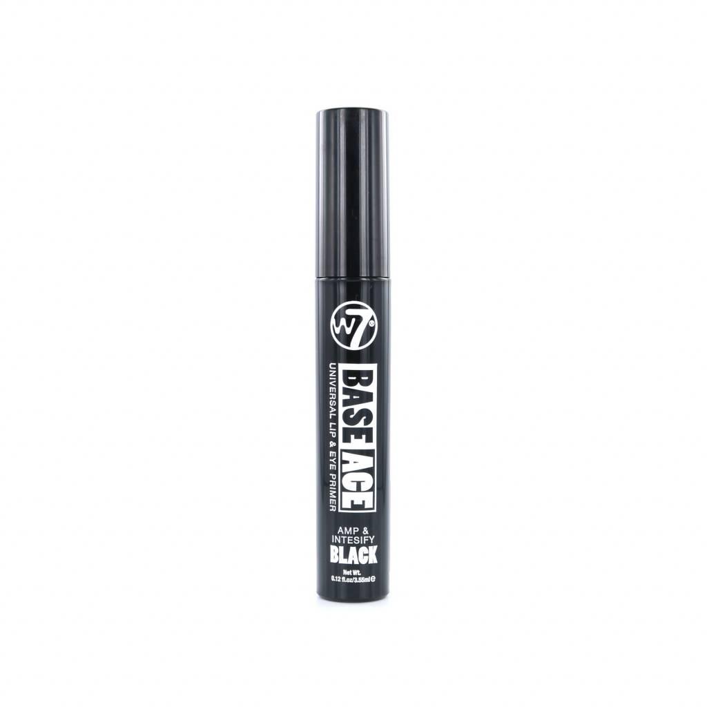 W7 Base Ace Lip & Eye Primer - Black