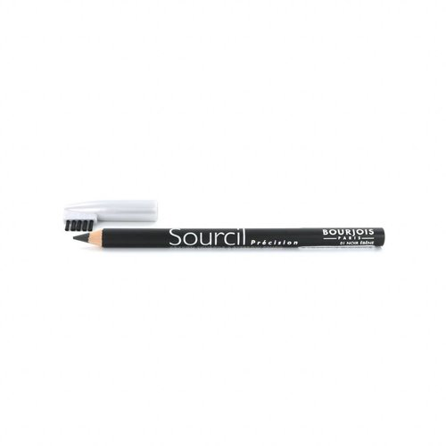 Bourjois Sourcil Précision Wenkbrauwpotlood - 01 Noir Ébéne