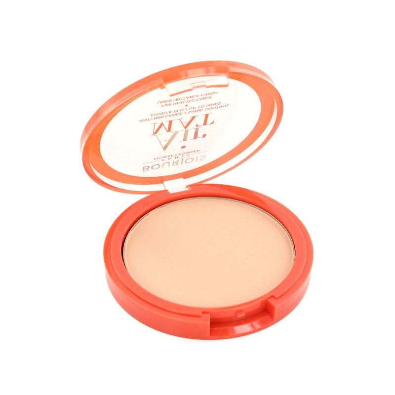 Bourjois Air Mat Shine Control Powder - 01 Rose Ivory