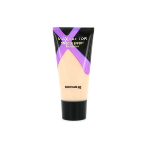Smooth Effect Foundation - 40 Porcelain