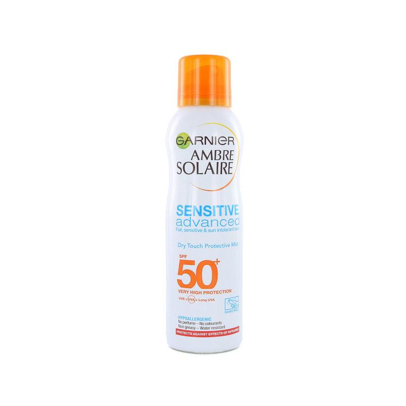 Garnier Ambre Solaire Sensitive Advanced Mist Spray - SPF 50+