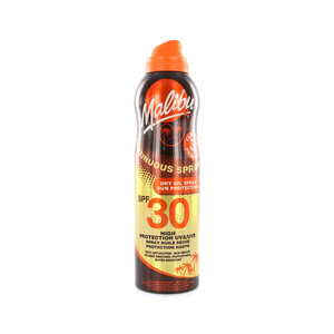 Continuous Dry Oil Spray - 175 ml (SPF 30)