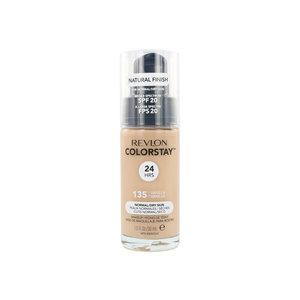 Colorstay Natural Finish Foundation - 135 Vanilla (Normal/Dry Skin)