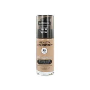 Colorstay Matte Finish Foundation - 315 Butterscotch (Combination/Oily Skin)