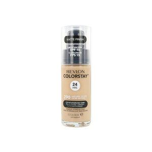 Colorstay Matte Finish Foundation - 290 Natural Ochre (Combination/Oily Skin)