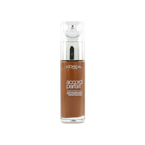 L'Oréal Accord Parfait Foundation - 10.D/10.W Deep Golden