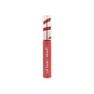 Lip Paint Metallic Lipgloss - 305 Cute But Psycho