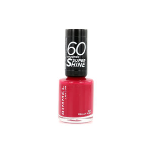 60 Seconds Nagellak - 007 Really Ruby