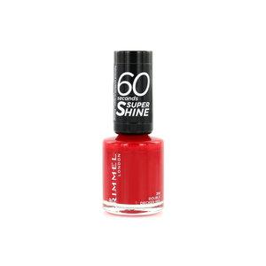 60 Seconds Nagellak - 310 Double Decker Red