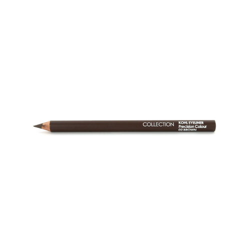 Collection Precision Colour Kohl Eyeliner - 02 Brown