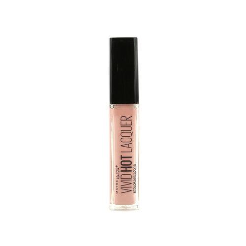 Maybelline Color Sensational Vivid Hot Lacquer Lipgloss - 60 Tease