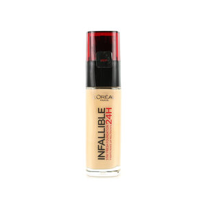 Infallible 24H Foundation - 125 Natural Rose