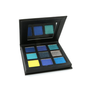 Pressed Pigments Oogschaduw Palette - Captivated