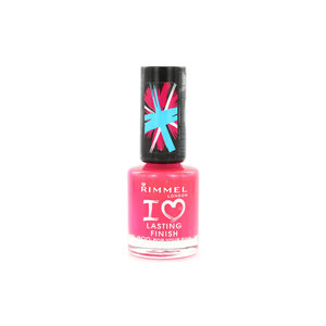 I Love Lasting Finish Nagellak - 300 Pop Your Pink