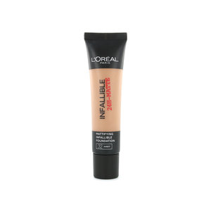 Infallible 24H Matte Foundation - 32 Amber