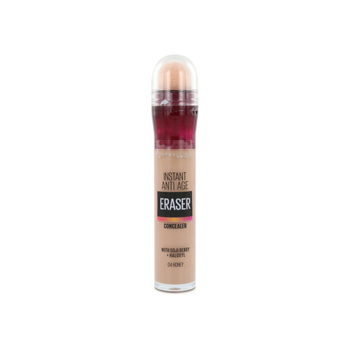 Maybelline Instant Anti-Age The Eraser Concealer - 04 Honey