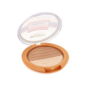 Contouring Illusion Bronzer & Highlighter - 23