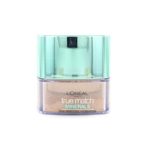 L'Oréal True Match Minerals Poeder Foundation - 6.N Honey